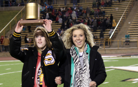 CHAMPIONS: Seminole brings home the Canned Food Bowl prize