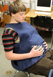 "Child development gives new meaning to ""baby daddy"""